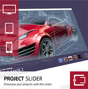 Project Slider (Updated)