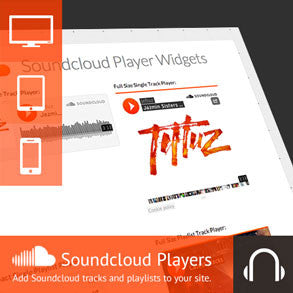 Soundcloud Widgets v2.0