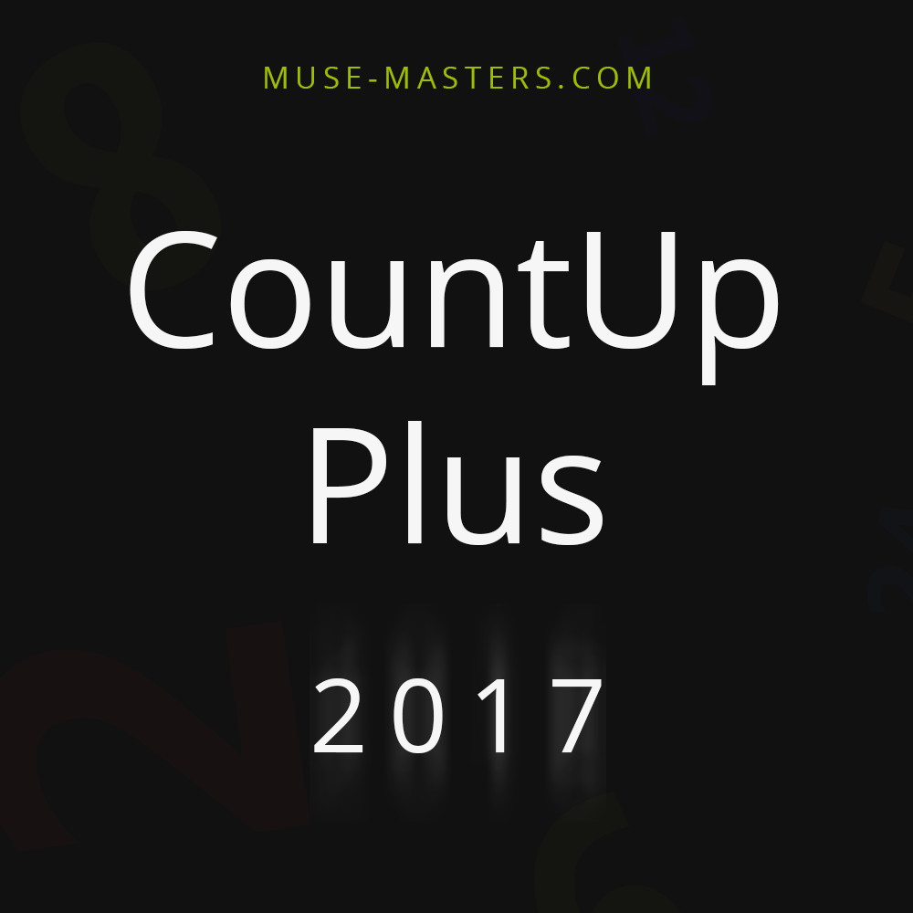 CountUp Plus