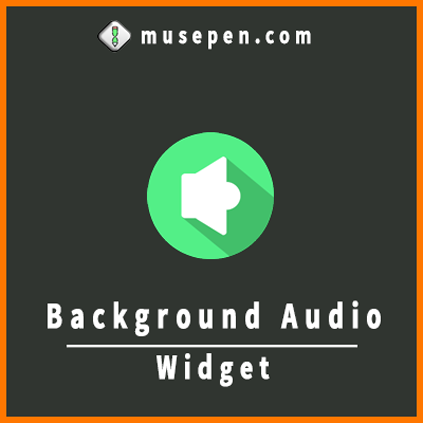 Background Audio Widget
