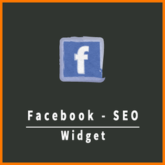 Facebook SEO Widget