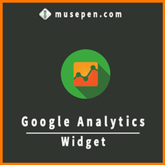 Google Analytics Widget