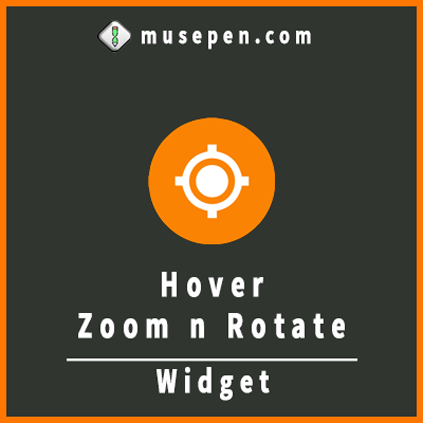 Hover: Zoom And Rotate