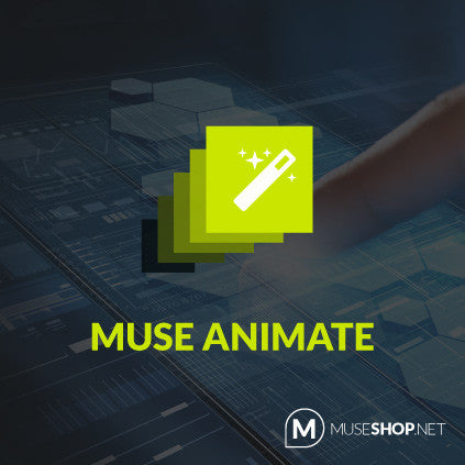Muse Animate - Muse Animation Engine Widget