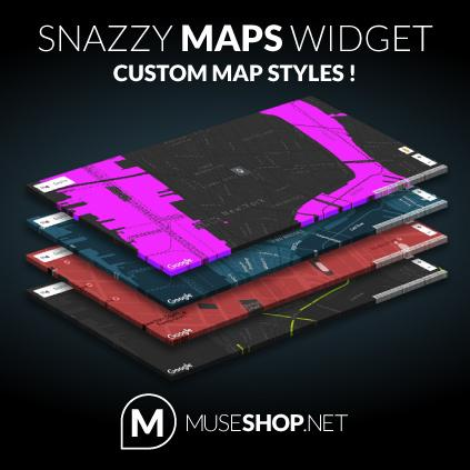 Snazzy Maps - Custom Styled Maps