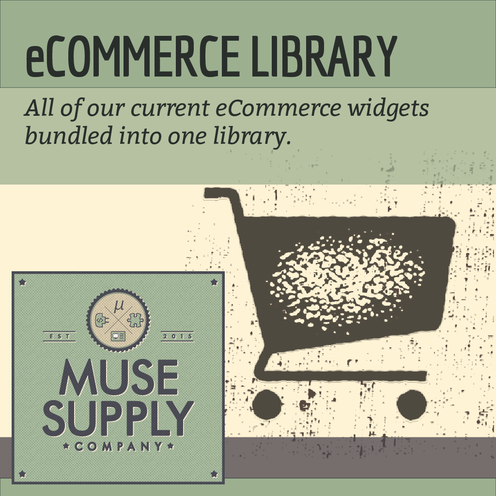 LIBRARY: eCommerce Widgets