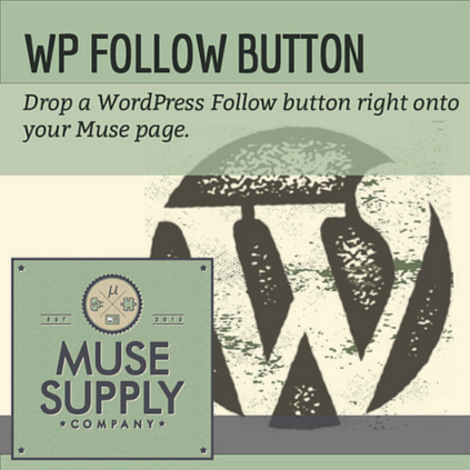 WP Follow Button