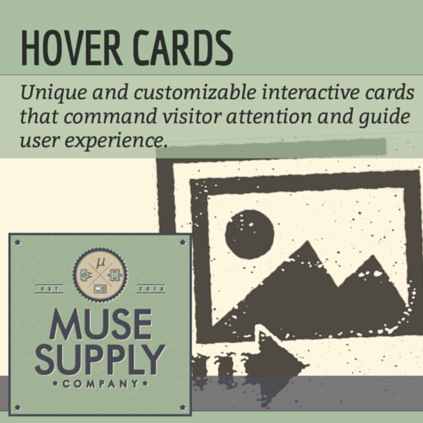 Hover Cards (Vol 1)