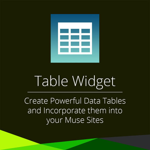Widgets – Adobe Muse Widget Directory