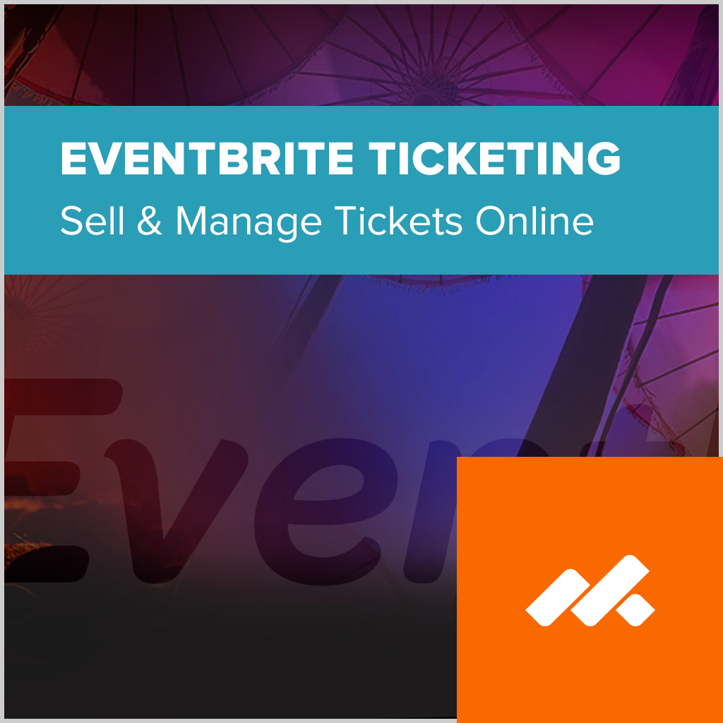 Eventbrite Ticketing Adobe Muse Widget