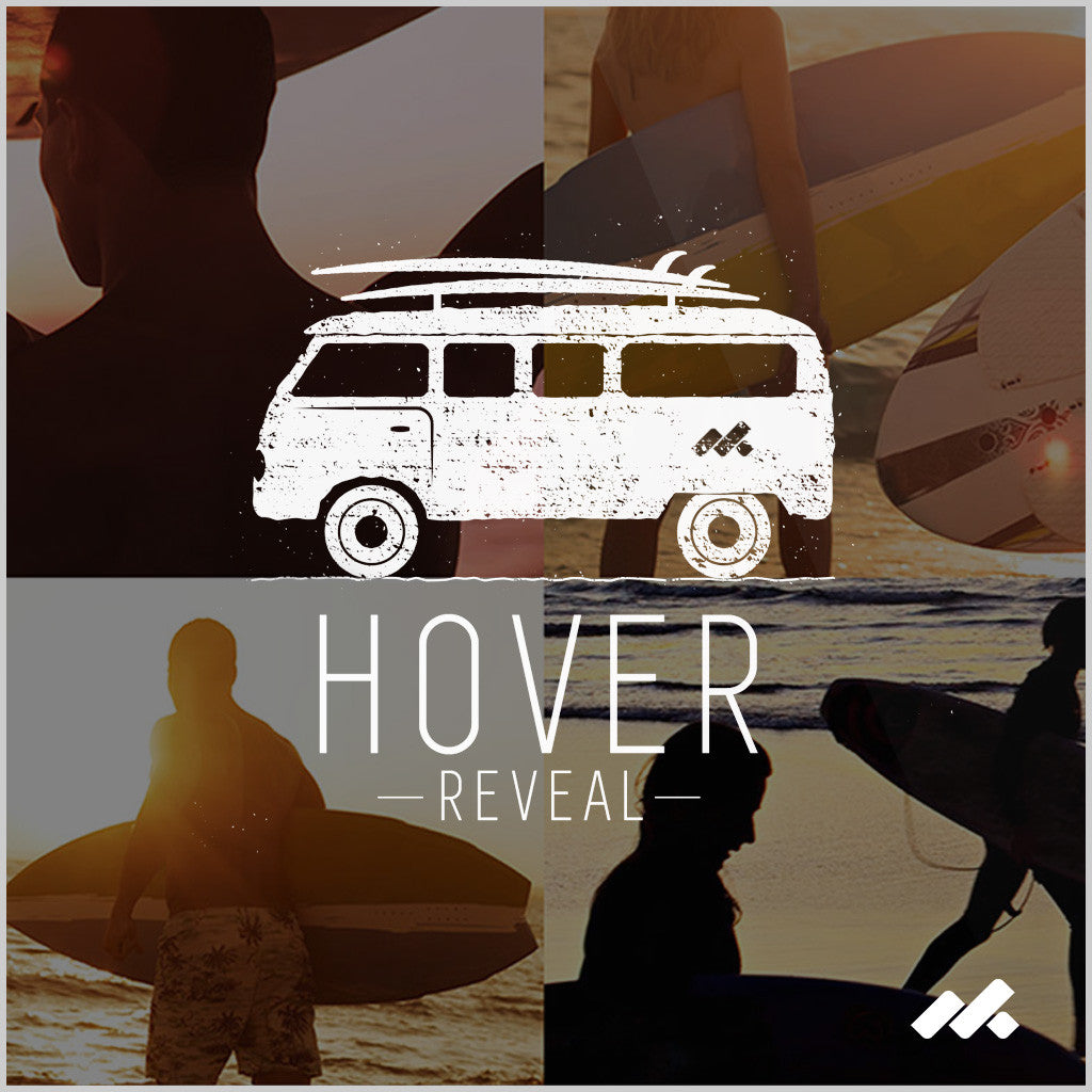 Hover Reveal Adobe Muse Widget