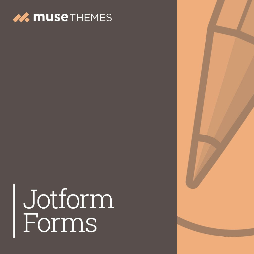 Jotform Adobe Muse Widget