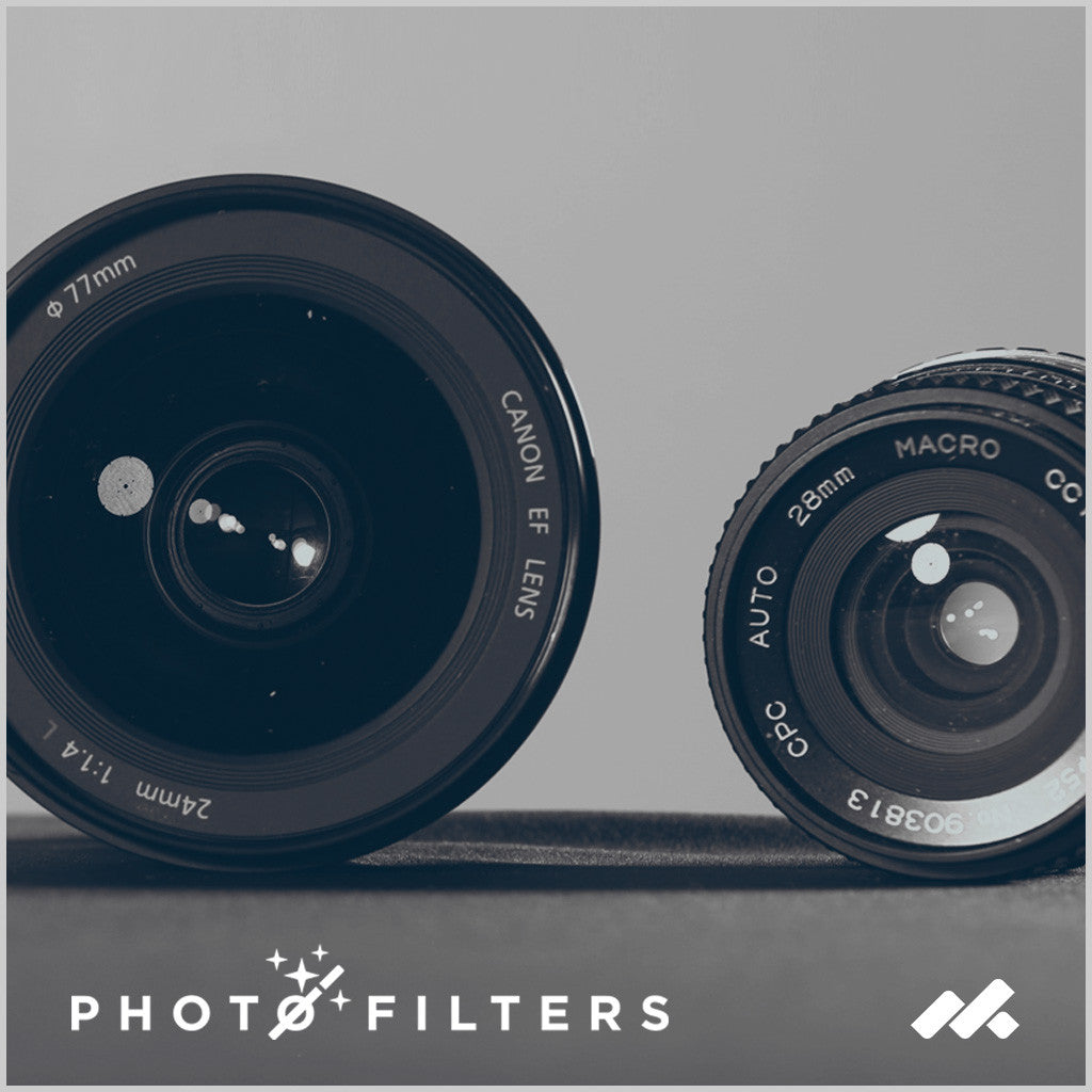 Photo Filter Adobe Muse Widget