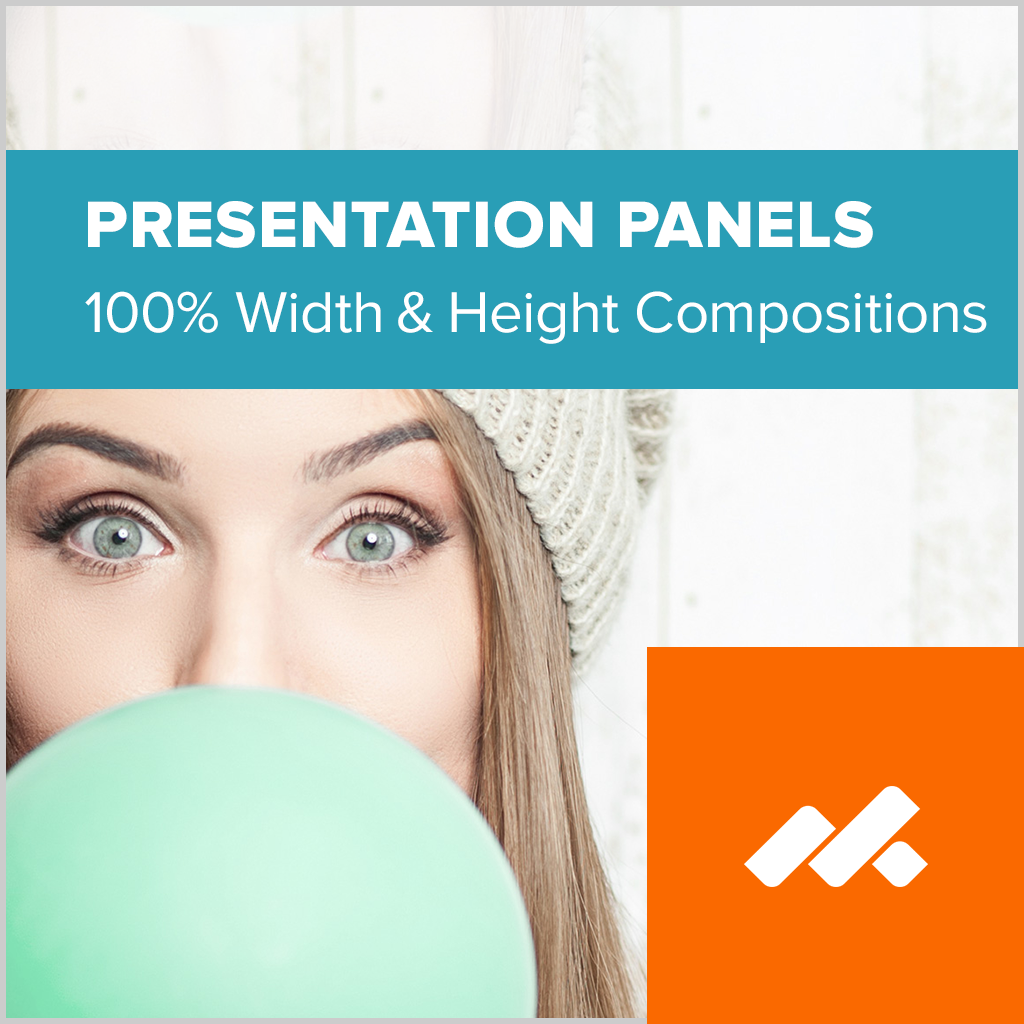 adobe muse presentation panels widget