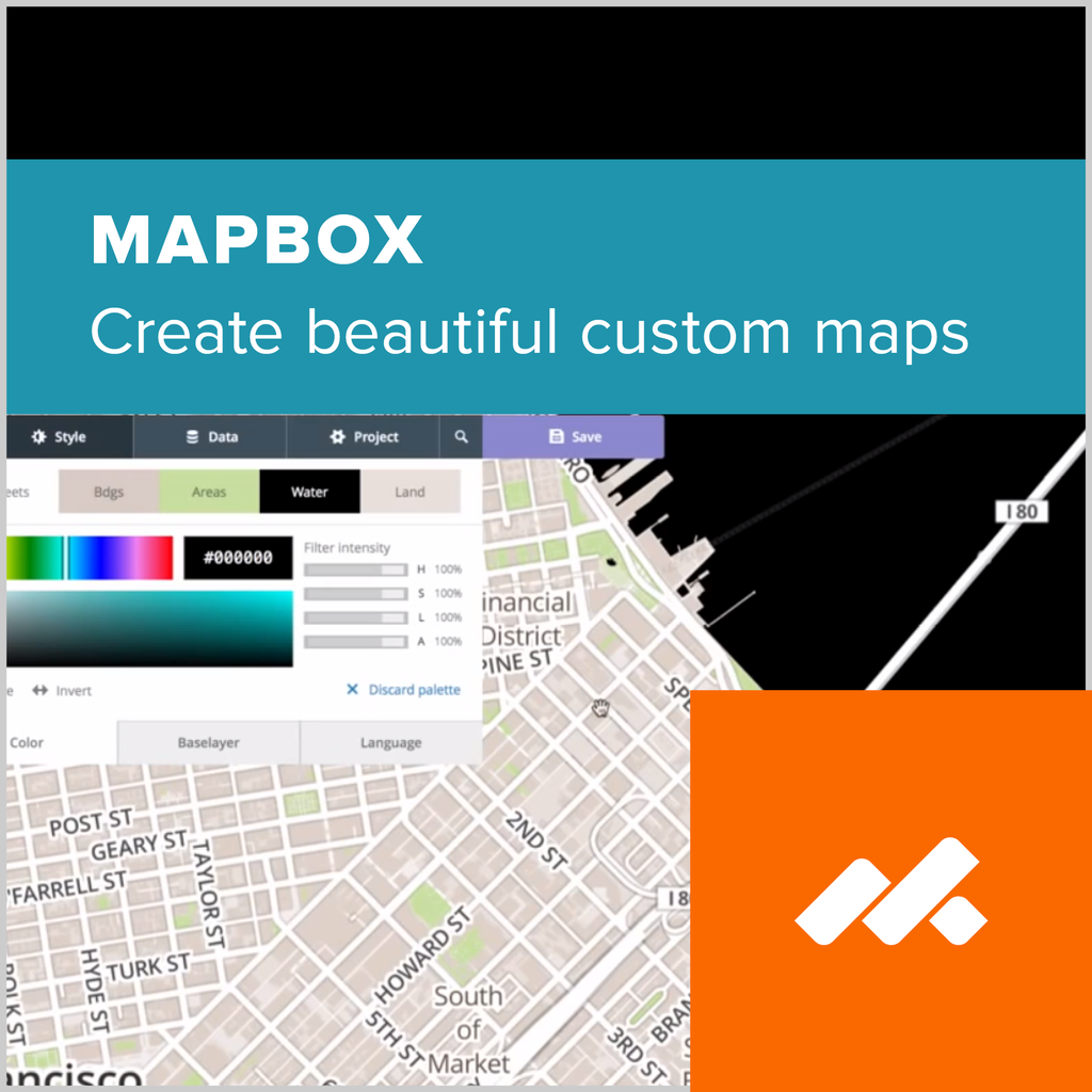 Mapbox Custom Maps Adobe Muse Widget
