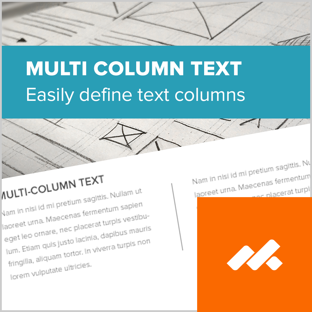 Multi Column Text Box Adobe Muse Widget