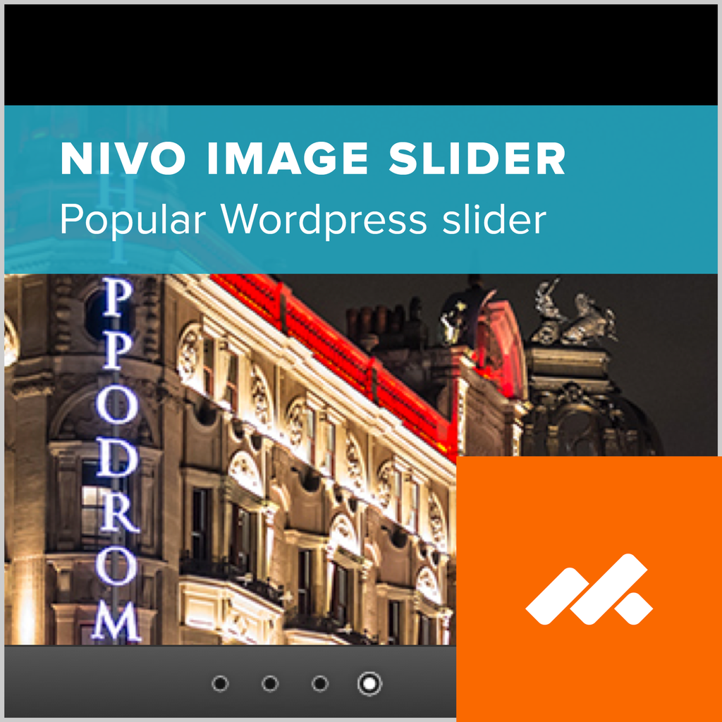 adobe muse nivo image slider widget