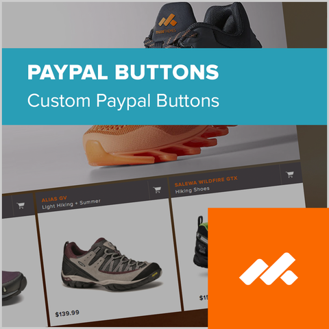 PayPal Custom Buttons