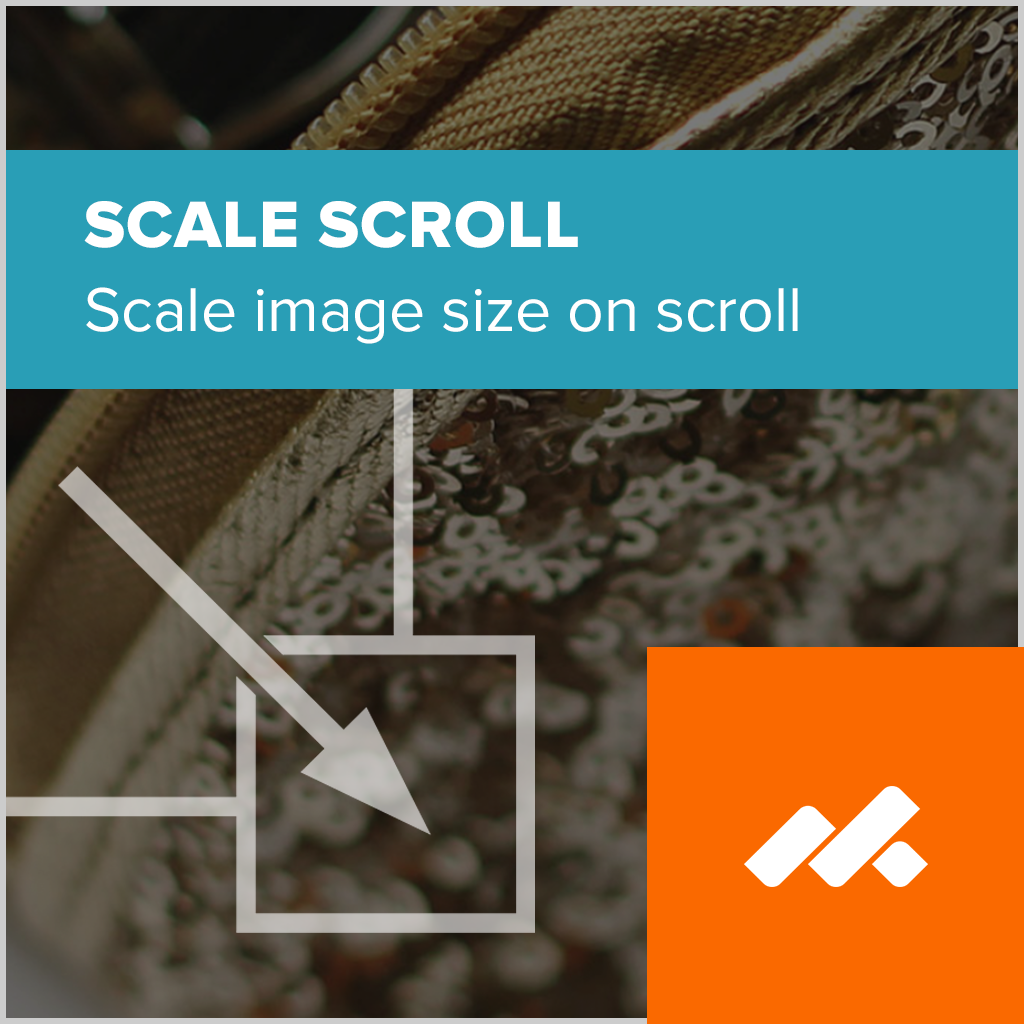 adobe muse scale scroll widget