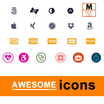 Awesome Icons