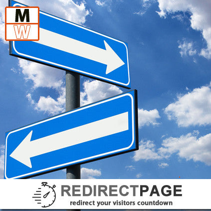 Redirect Page