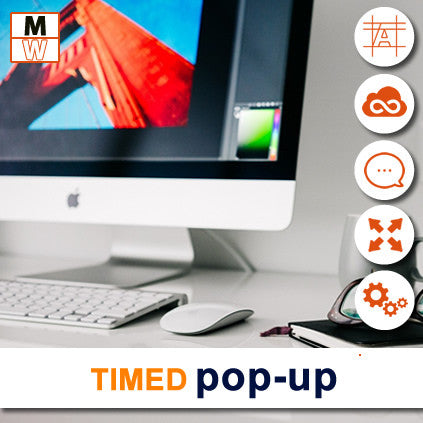 Timed Pop-Up