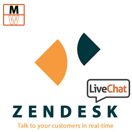 Zendesk live chat