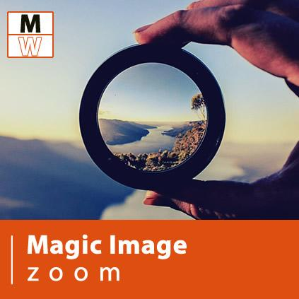 Magic zoom image