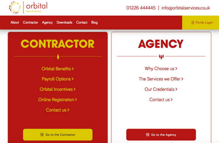 Orbital Services, United Kingdom