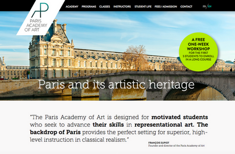 Paris Academy of Art, France