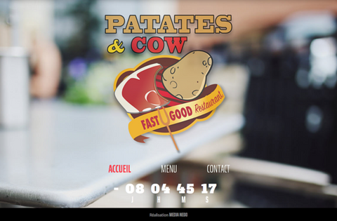 Patates and Cows