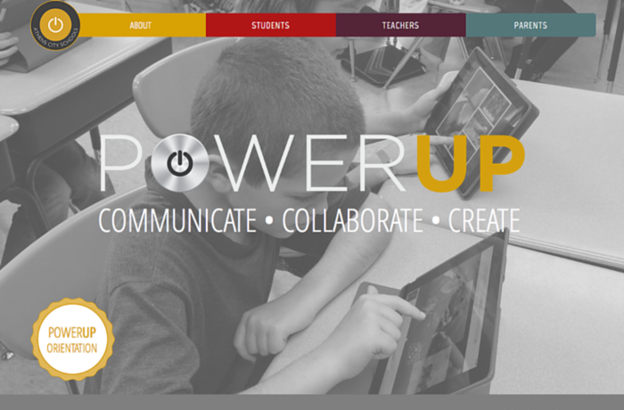 Athens City Schools PowerUp 1:1, United States