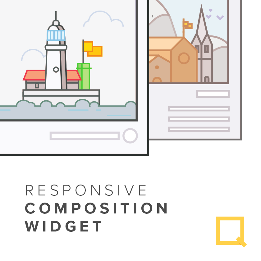 Responsive Composition Widget
