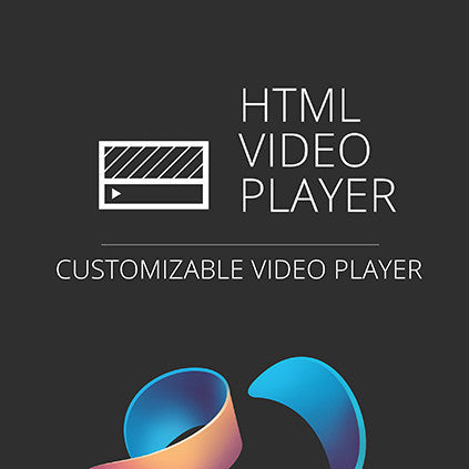 HTML Video Player