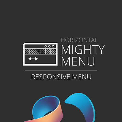 Mighty Menu (Horizontal)