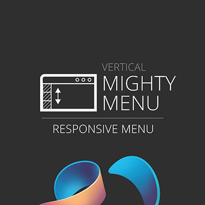 Mighty menu (Vertical)