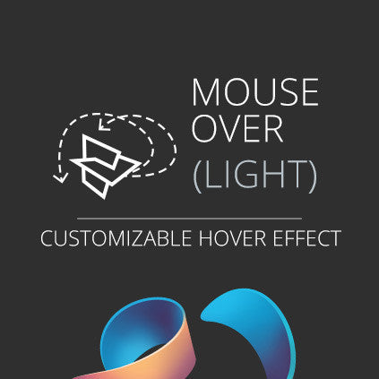 Mouse Over Hover Effect (light)