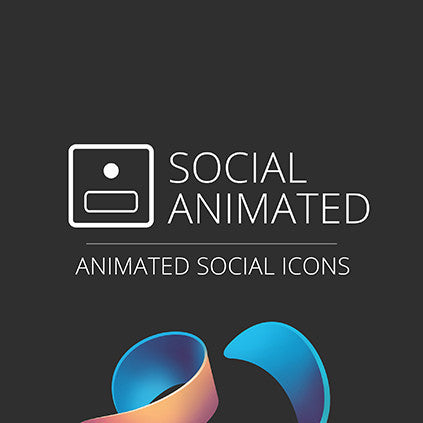 Social Animated Icons