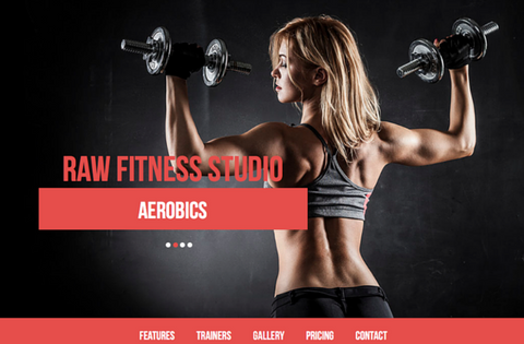 Raw Fitness Studio, United States