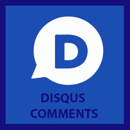 Disqus Comments