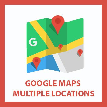 Google Maps Multiple Locations