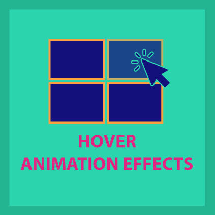 Hover Animation Effects