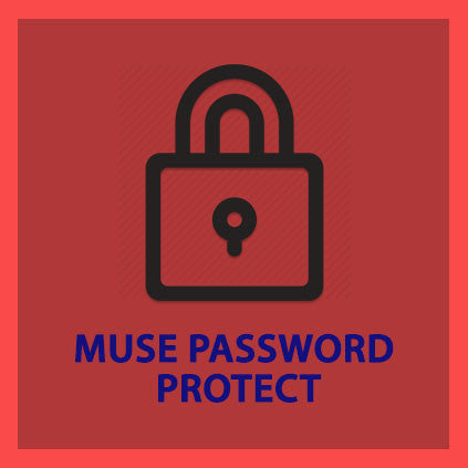 Muse Password Protect