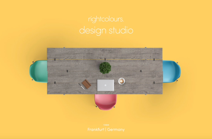 rightcolours design studio, Germany