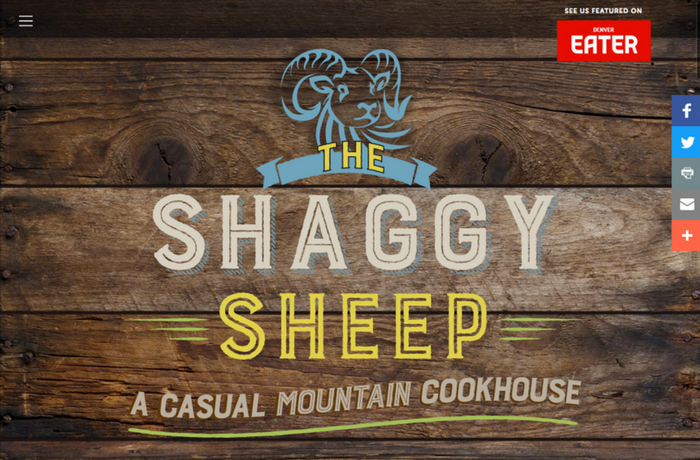 The Shaggy Sheep - A Casual Mountain Cookhouse, United States