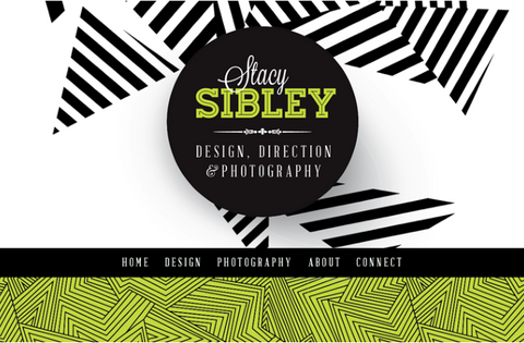 The Graphic Design and Photography Portfolio of Stacy Sibley, United States