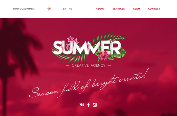 Summer Creative Agency — Event Planning, Dominican Republic