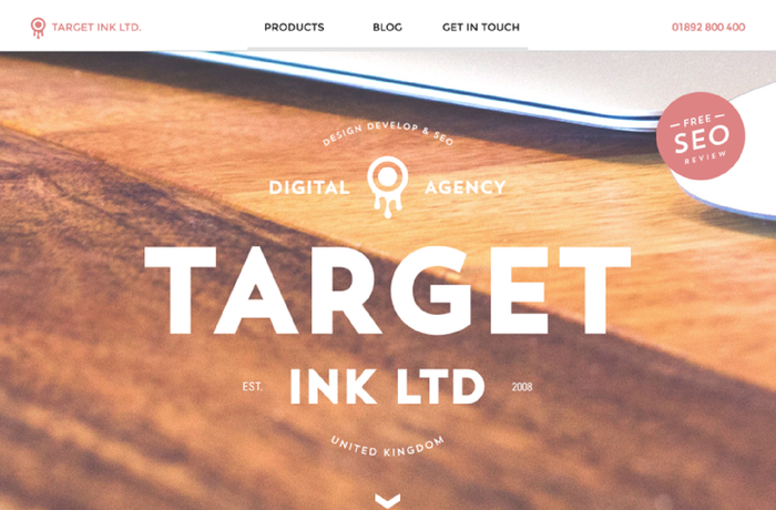 Target Ink Digital Agency, United Kingdom