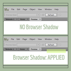 Browser Shadow