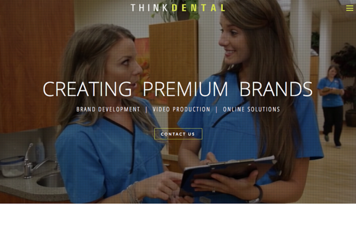 Think Dental Website, United States